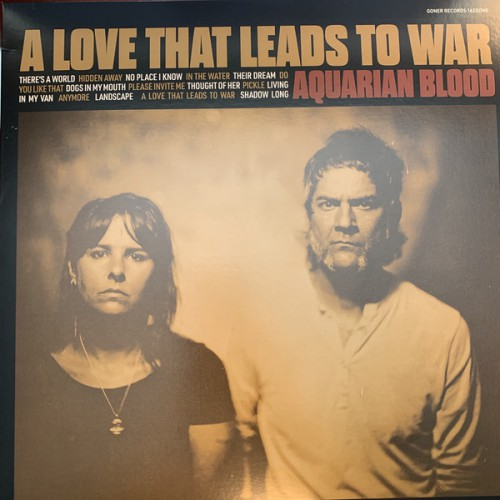 A Love That Leads to War (LP) Couleur !