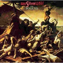 Rum, Sodomy & The Lash (LP)