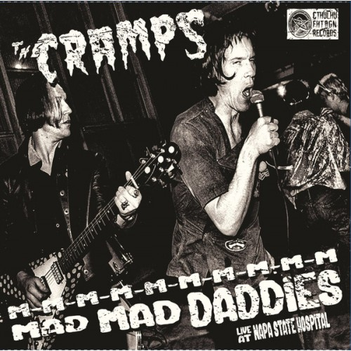 Mad Mad Daddies (LP)
