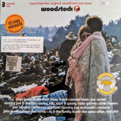 Woodstock (3LP)