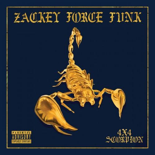 4x4 Scorpion (LP)