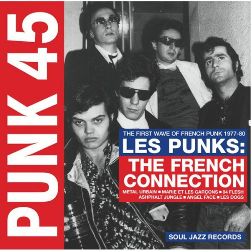 Les Punks : The French Connection (2LP)