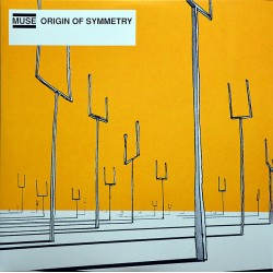 Origin Of Symmetry (2LP)