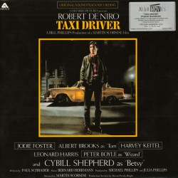 Taxi Driver (LP) limited edition