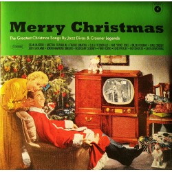 Merry Christmas By Jazz Divas & Crooner Legends (LP)