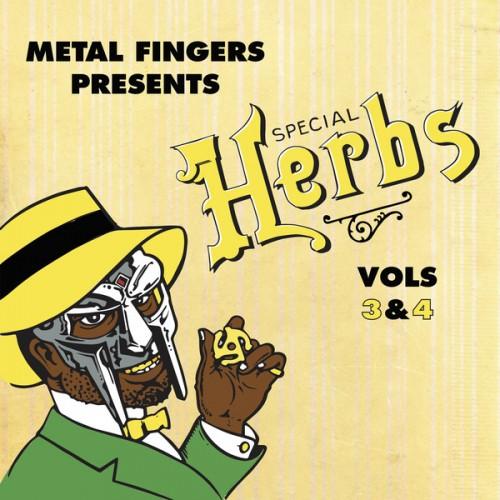 Special Herbs : Vol.3&4 (2LP+45t)