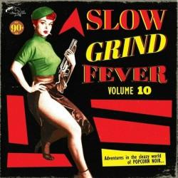 Slow Grind Fever Vol.10 (LP)