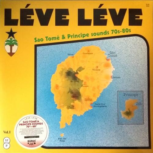 Léve Léve : Sao Tomé Sounds 70s-80s Vol.1 (2LP)