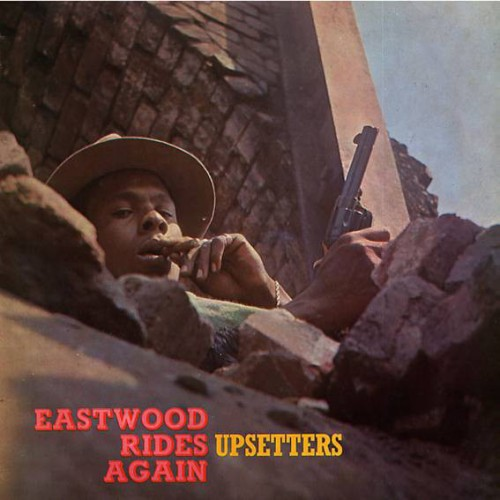 Eastwood Rides Again (LP) coloured