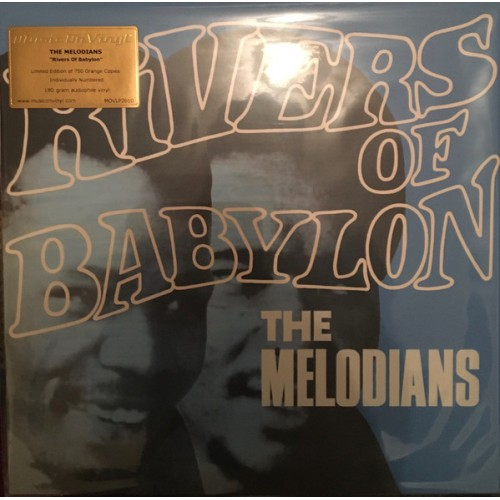 Rivers Of Babylon (LP) coloured