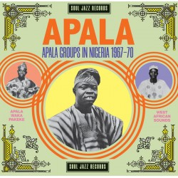 Apala : Apala Groups In Nigeria 1967-70 (2LP)