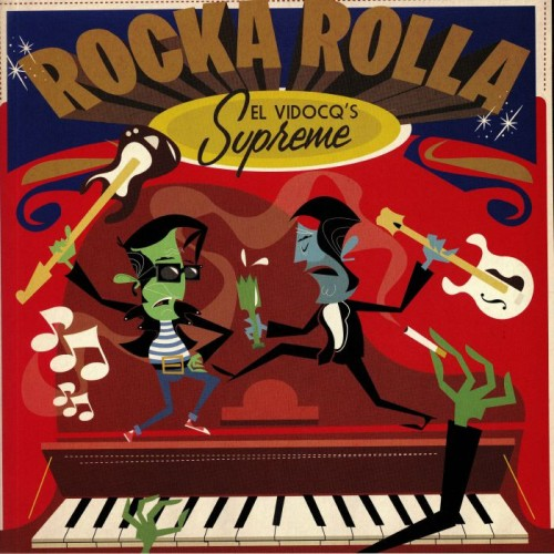 Rocka Rolla : El Vidocq's Supreme (LP+CD)