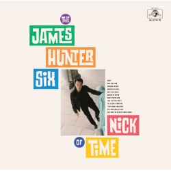 Nick Of Time (LP) Couleur