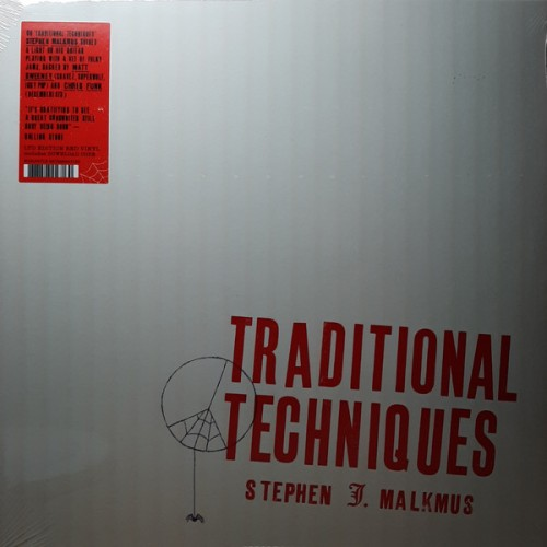 Traditional Techniques (LP) coloured edition