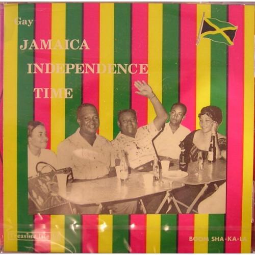 Gay Jamaica Independence Time (LP)