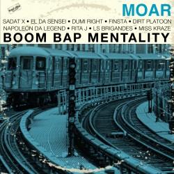 Boom Bap Mentality (LP) Couleur