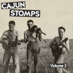 Cajun Stomps Vol.2 (LP)
