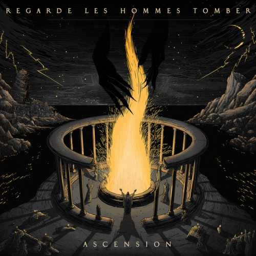 L'Ascension (2LP)  Gold