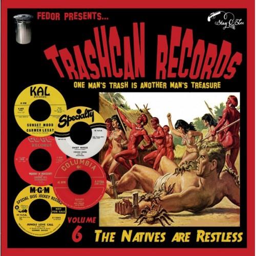 Trashcan Records Vol.6 (10')
