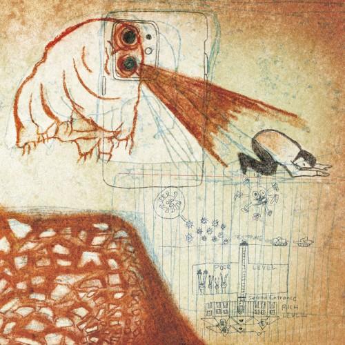 Future Teenage Cave Artists (LP) Couleur
