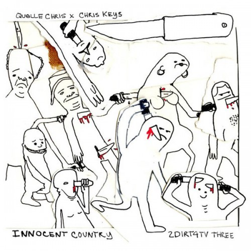 Innocent Country: 2Dirt4TV Three (LP) Couleur