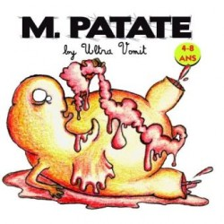 M. Patate (LP) coloured