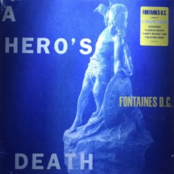 A Hero's Death (LP)