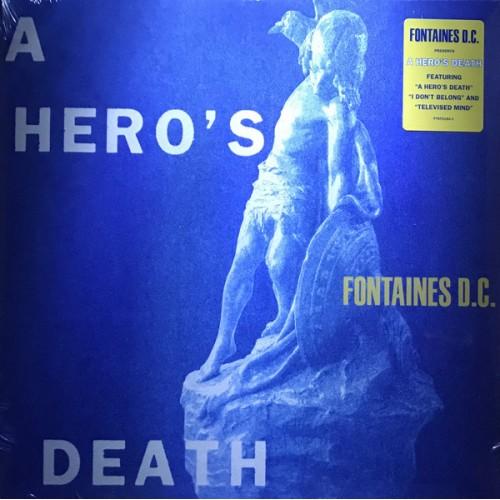 A Hero's Death (LP)