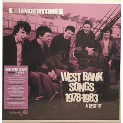 West Bank Songs 1978-1983 : A Best Of (2LP+Livret) Couleur