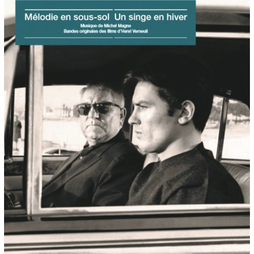 Melodie En Sous-sol / Un Singe En Hiver (LP)