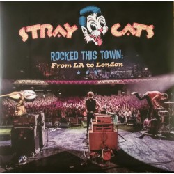 Rocked This Town : From LA To London (2LP) coloured