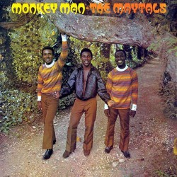Monkey Man (LP)