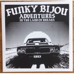 Adventures In The Land Of Breaks (LP) limited edition