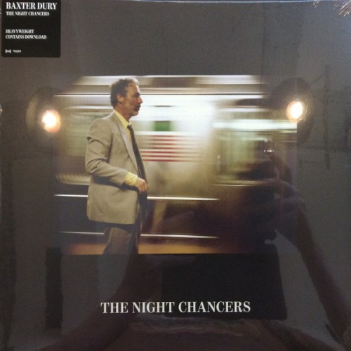 The Night Chancers (LP) coloured edition