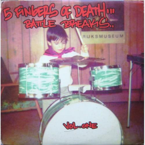 5 Fingers Of Death Battle Breaks Vol.1 (LP)