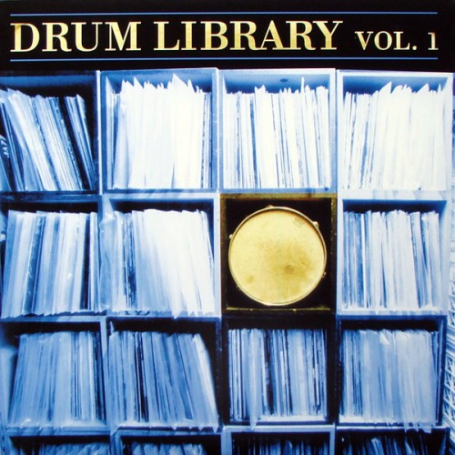Drum Library Vol.1 (LP)