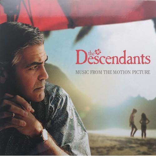 The Descendants (2LP+Post Card) couleur
