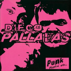Punk Plactic Ect...(LP) coloured