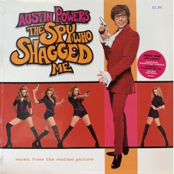 Austin Powers : The Spy Who Shagged Me (LP) Couleur