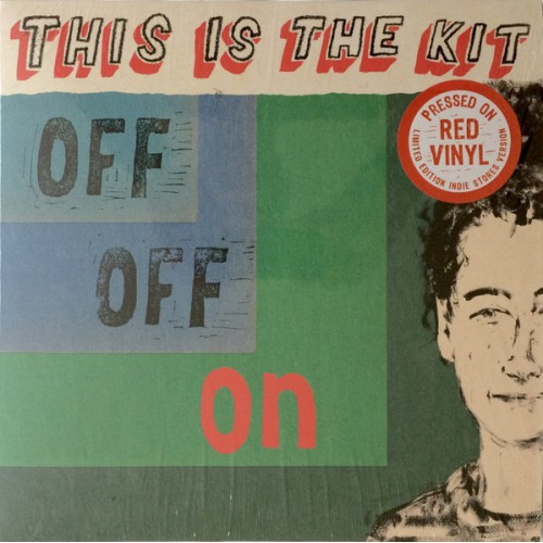 Off Off On (LP) coloured