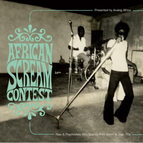 African Scream Contest (2LP)