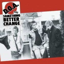 Something Better Change (LP)