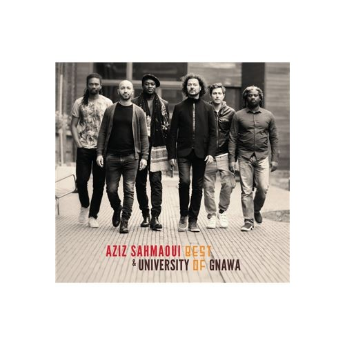 Best Of University Of Gnawa LP)