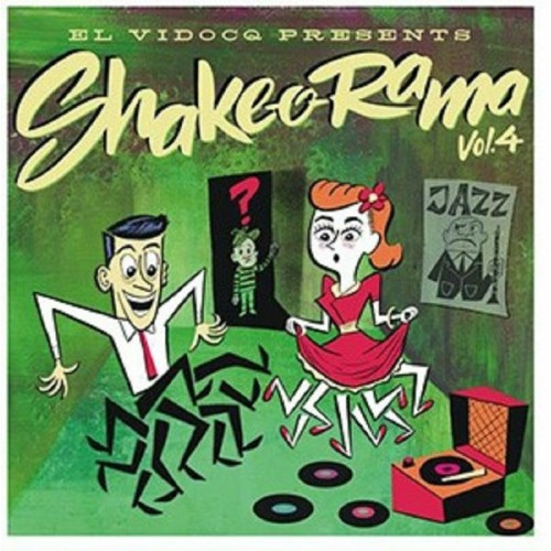 Shake-O-Rama Vol.4 (LP+CD)