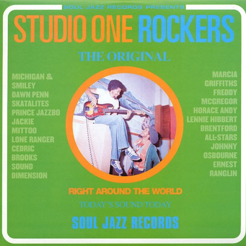 Studio One Rockers (2LP) coloured edition