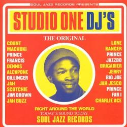 Studio One Dj's (2LP)