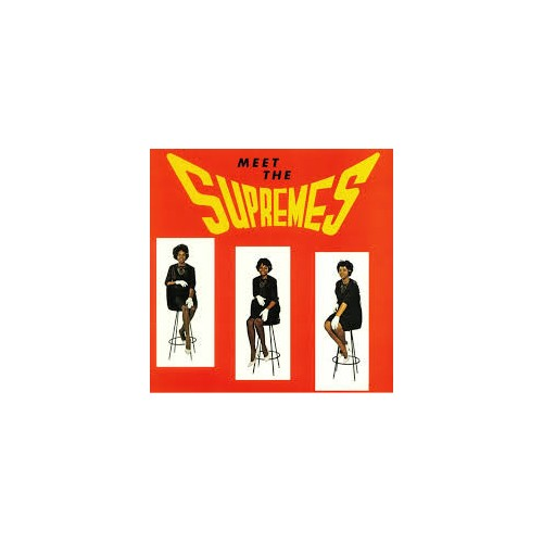 Meet The Supremes (LP)