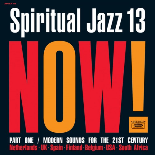 Spiritual Jazz Vol.13 Part One (2LP)