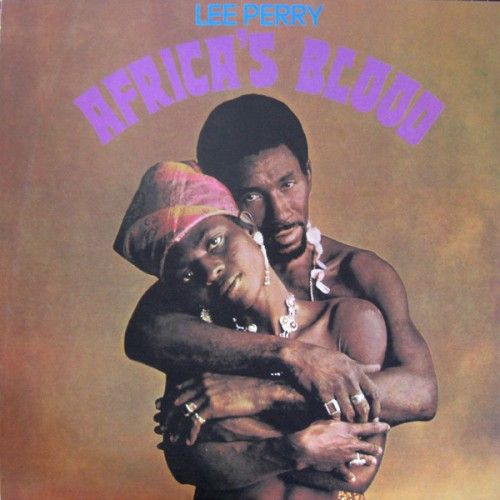 Africa's Blood (LP) Couleur