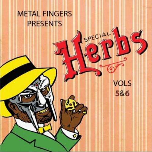 Special Herbs : Vol.5 & 6 (2LP+45t)